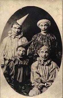 Clowny z 1897 r.