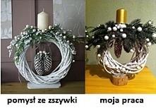 zszywka jest inspiracją :))