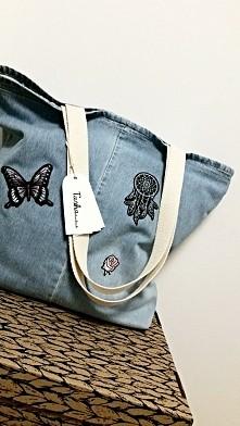 Tasha handmade ♡ denim bag ...