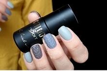 Sweterki na paznokciach [więcej zdjęć po kliknięciu]
