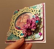 kartka dla przyszłych chrze...