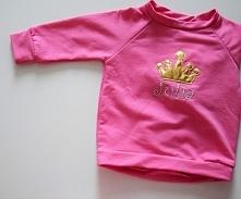 bluza małej księżniczki wyj...