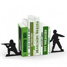 Podpórka do książek Action man gadzety, prezenty, pomysły, śmieszne gadżety, ...