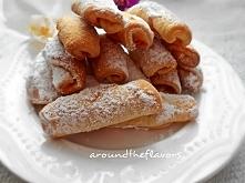 węgierskie ciasteczka kiffl...