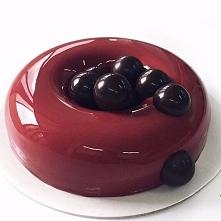 Lustrzane ciasto