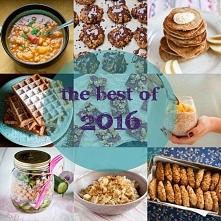 Najpopularniejsze przepisy w 2016 z bloga Cooking for Emily