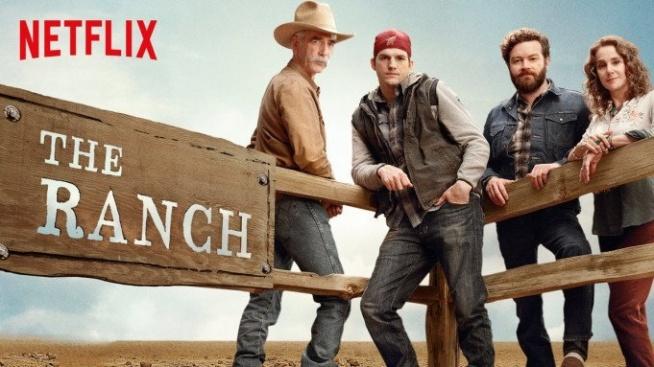 The Ranch(2016)  Po zakończeniu kariery futbolowej syn farmera z Kolorado wraca do domu, by poprowadzić rodzinny interes.