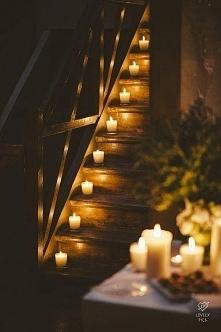 świece - nastrojowo