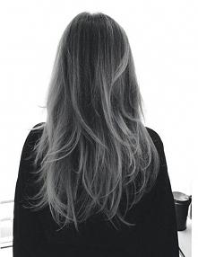 #grey #hair <3