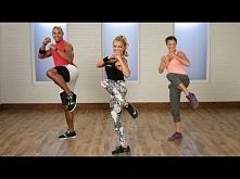 06.01 45-Minute Epic Cardio Boxing Workout | Class FitSugar ...bardzo dobre.....