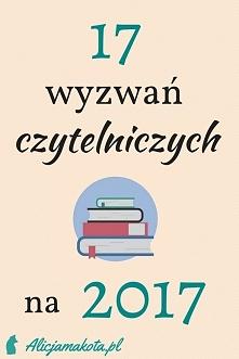 17 wyzwań książkowych [KLIK...