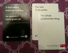 cards against humanity, czy...