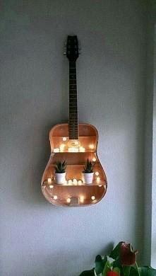 gitara półka
