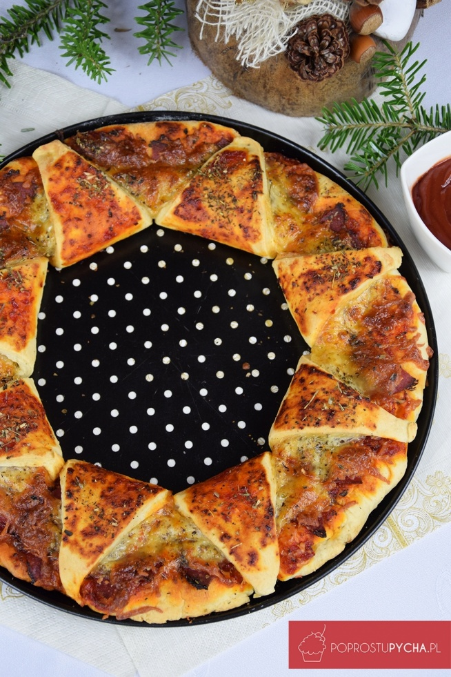 ZAWIJANA PIZZA - HIT IMPREZY! :)