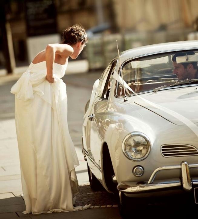 Portal Weselnapolska_pl Auto, samochód do ślubu. Pomysły i inspiracje.