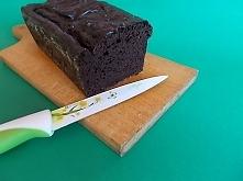 Ciasto czekoladowe bez tłuszczu, mąki i cukru....