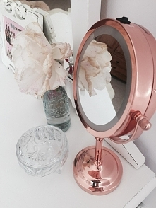 Rose Gold Mirror