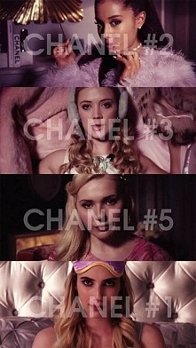 Chanelki :)