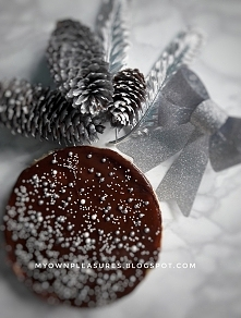 Kokosowy jagielnik.  Ciasto hit tej zimy! myownpleasures.blogspot.com