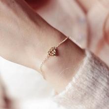 Cudowna bransoletka diamond...
