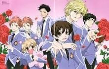 Ouran Highschool Host Club! świetne anime na poprawę humoru :)