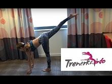 Pilates - zestaw ćwiczeń na szczupłe nogi