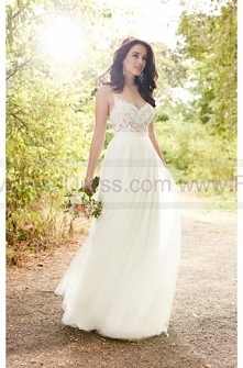 Martina Liana Romantic Boho Wedding Dress Separates Style Britt + Sawyer