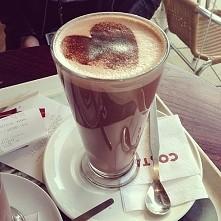 Pijemy kawkę, ktoś chętny? ☕ ♥