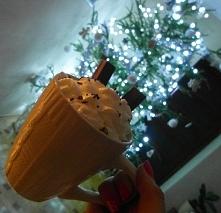 Domowa gorąca czekolada Przepis po kliknięciu w zdjęcie :)