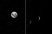 you're my moon