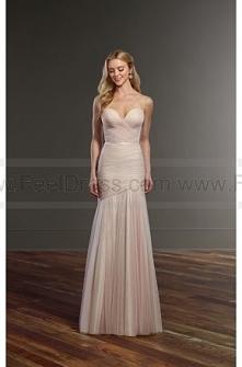 Martina Liana Bodycon Corset Wedding Dress Separates Style Casey + Sidney