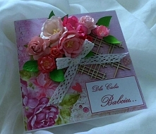 Kartka z okazji Dnia Babci ...