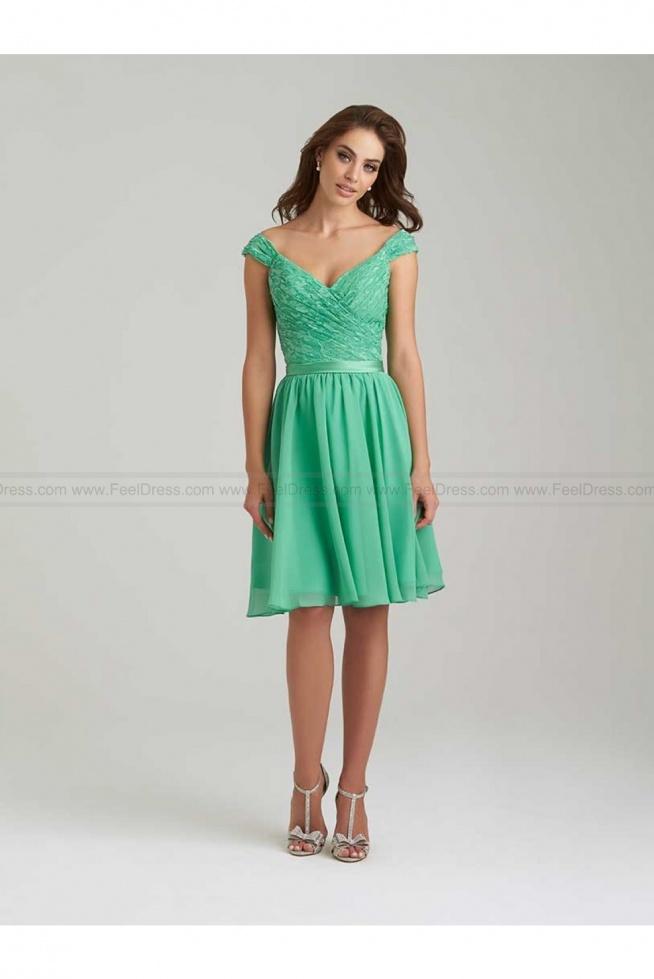 Allure Bridesmaid Dress Style 1462