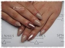 Undressed & Bling It SPN  Nails by Kamila, Studio Magnetic Nails Monika S...