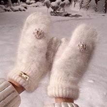rękawiczki, hot czy not? podoba Ci się? ❥