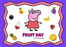 Nietypowa lekcja o owocach ...