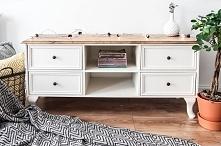 Komoda DIY, na blogu instrukcja krok po kroku jak samodzielnie taką zbudować :)
