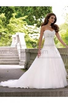 David Tutera For Mon Cheri 113231–Goldie Wedding Dress