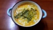 zupa krem pomidorowa z ryżem :)