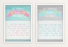 Plakaty i kartki do wydruku za darmo na dzień babci i dziadka z oryginalnymi ...