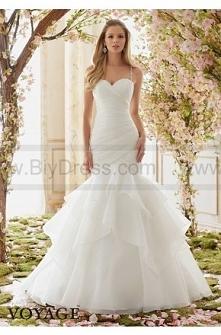 Mori Lee Wedding Dresses Style 6833