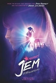 Jem i hologramy (2015). Młoda właścicielka firmy muzycznej używa nowoczesnych technologii, by zrobić z siebie gwiazdę rocka.
