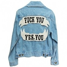 Fuck you. Yes, you.