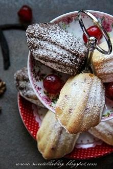 Ciastka - MAGDALENKI  Przepis po kliknięciu w zdjęcie :)