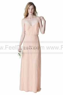 Bill Levkoff Bridesmaid Dress Style 1263