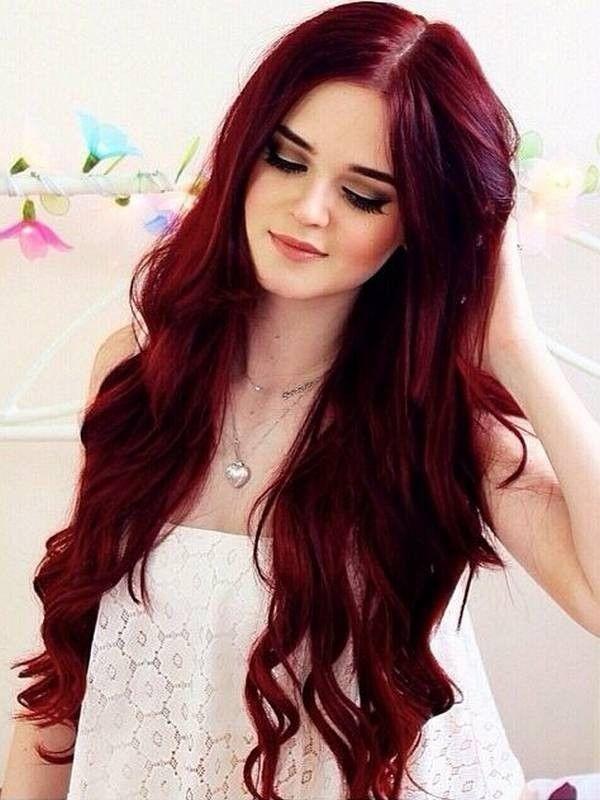 Śliczny kolor włosów <3