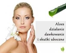 Aloes wpływa na zdrowie bardzo korzystnie. Może mieć też skutki uboczne, dlat...