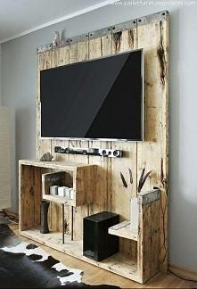 Uwielbiam element drewna w pomieszczeniach :)