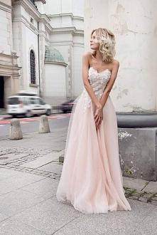 nieziemska sukienka!