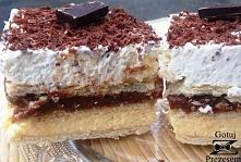 Ciasto 3 bit - bez pieczenia! Ciasto 3 bit - bez pieczenia to prostu deser, k...